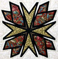 Crocus Star detail three.